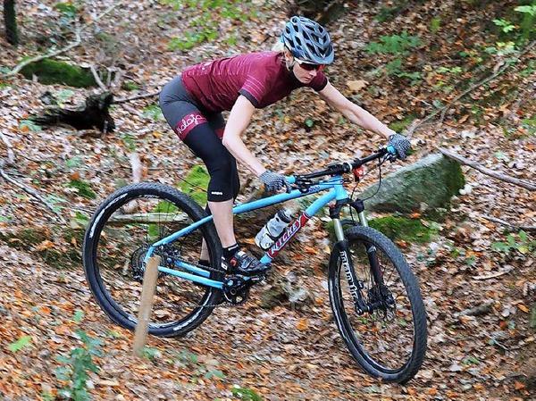 BZ-Redakteurin Susanne Gilg, die selbst viel Zeit auf dem Mountainbike verbringt, hat sich der Herausforderung gestellt und die Strecke getestet.