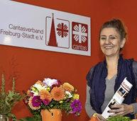 Quartiersarbeiterin Monika Riedinger übernimmt Aufgabe in Hochdorf