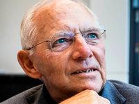 Auf seiner Abschiedstour erfährt Schäuble viel Zuspruch