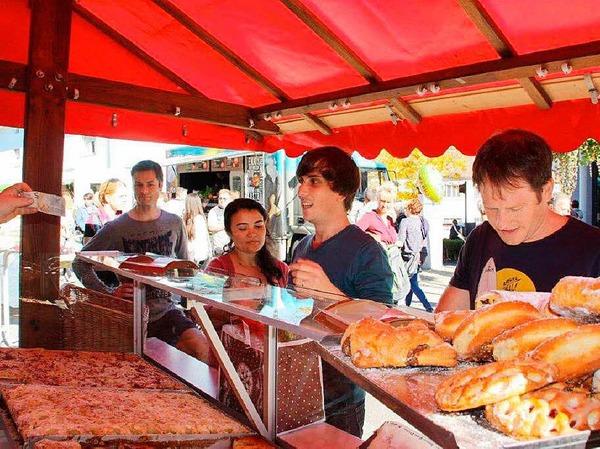 BZ-Foodtruck-Fest und verkaufsoffener Sonntag waren in Wehr der Hit.