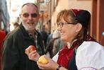 Fotos: Apfelmarkt in Laufenburg