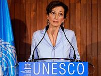 Das Lächeln einer Mona Lisa: Unesco-Chefin Audray Azoulay