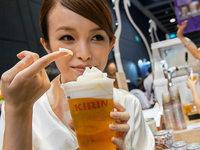 Japans Brauereien wollen mit schrägen Bieren Kunden gewinnen