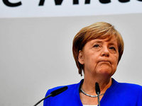 Angela Merkel geht auf Jamaika-Partner zu