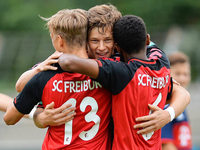 Keitel vom SC Freiburg verletzt sich bei U-17-WM