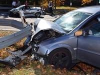 Tödlicher Unfall auf der B315 bei Bonndorf - Cabrio-Fahrer stirbt