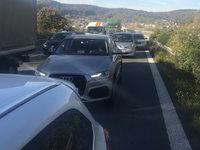 Der Nollinger Tunnel zwischen Lörrach und Rheinfelden ist wieder offen