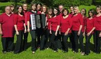 Akkordeonorchester spielt in Heitersheim