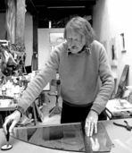 Freiburger Künstler Reinhard Klessinger wird 70 Jahre alt