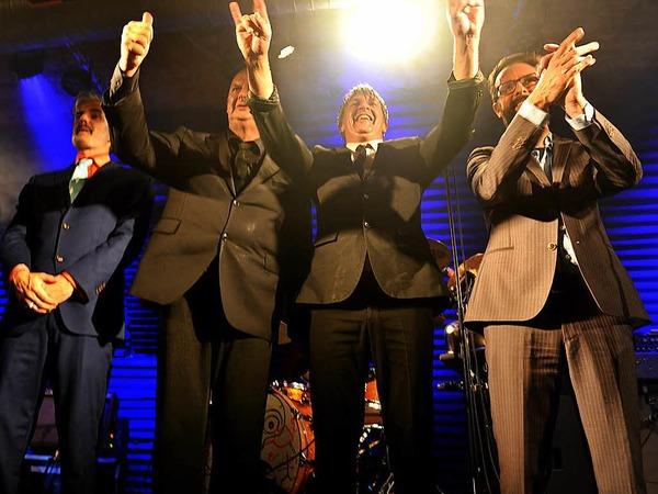 Konzert Triggerfinger im Jazzhaus