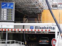 Parkhäuser in Basel werden etwas teurer