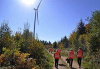EnBW stellt Tagebuch zu Windpark ins Netz