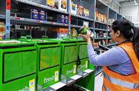 Amazon rollt den Lebensmittel-Handel auf