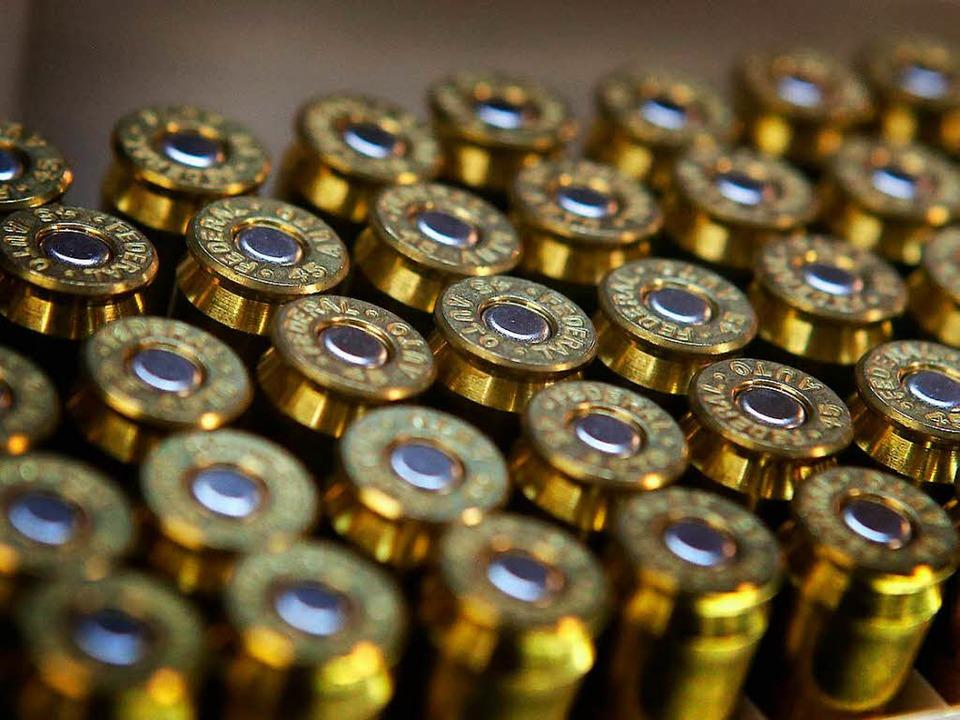 In Lahr könnte bald Munition hergestellt werden. (Symbolbild)  | Foto: AFP
