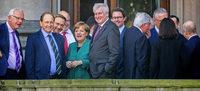 Union verhandelt in Berlin mit FDP und Grünen