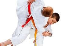 Judo fördert Koordination und Konzentration von Kindern
