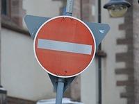 Falschabbieger verursachen beim Schwabentor Unfälle