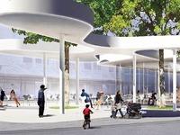 Stadtbau erklärt Pavillon-Mehrkosten mit Restaurant