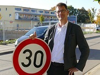 Vörstettens Bürgermeister hat zweite Amtszeit fest im Blick