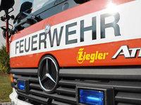 Fünf Verletzte bei Brand in Friedrichshafen – Mann rettet sich durch Sprung aus dem Haus