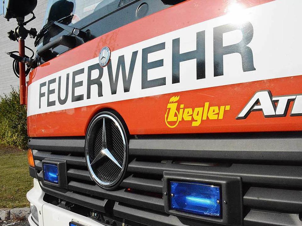 Nächtlicher Feuerwehreinsatz in Friedrichshafen (Symbolbild)  | Foto: Hannes Lauber