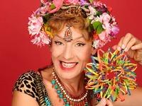 Entertainerin Sissi Perlinger tritt in Rheinfelden auf