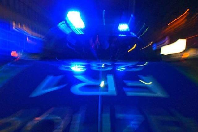 Autofahrerin bei Unfall auf der A5 schwer verletzt