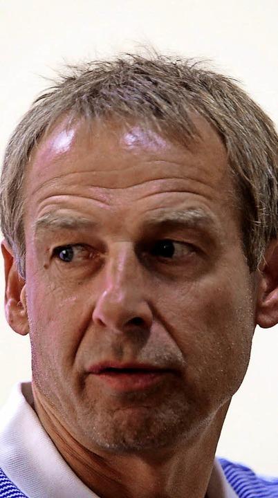 Klinsmann  | Foto: dpa
