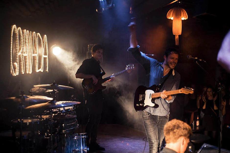 Granada und Animalhouse beim Ahoii Festival im Jazzhaus (Foto: Florian Forsbach)