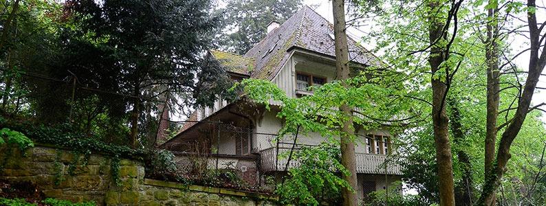 Neuer Besitzer will alte Villa in Herdern durch Gebäudeklötze ersetzen