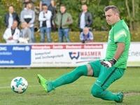 Igor Dodik: Vom Stürmertalent zur Nummer eins beim SV Weil