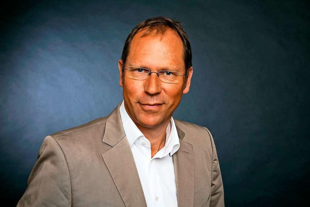 BZ-Chefredakteur Thomas Fricker    Foto: dpa