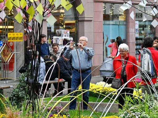 Impressionen vom Eröffnungswochenende der Chrysanthema 2017