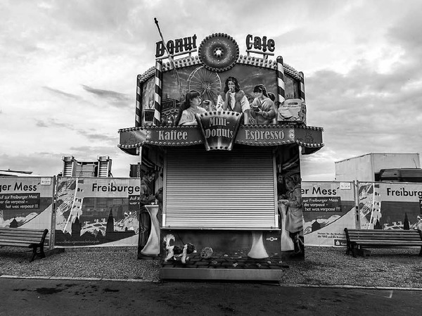 Freiburger Mess' 2017 ohne Tamtam
