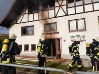 Brandstiftung  im Kindergarten Schwalbennest in Rötenbach?