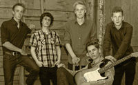 Nashville Rebels,Tscheky and the Blues Kings, Nico Brina