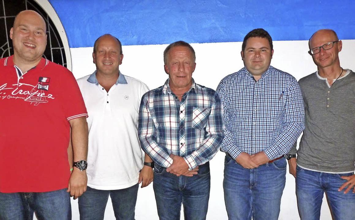Nach 18 Jahren erfolgreicher Vorstands...n Pfefferle mit Dank  verabschiedet.    | Foto: Eberhard Gross