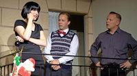 """Riehener Kammertheater inszeniert """"Weihnachten auf dem Balkon"""""""