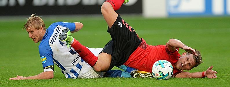 1:1 - SC Freiburg punktet minimal gegen Hertha Berlin