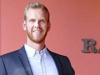 25-jähriger Benedikt Eckerle wird Bürgermeister in Ihringen