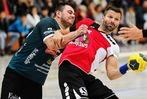 Fotos: FV Herbolzheim und TuS Oberhausen im Handball-Derby