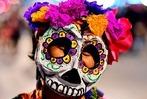 Fotos: So sah die Catrina-Parade in Mexico City aus
