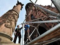 Münsterbauhütte bewirbt sich um Weltkulturerbe