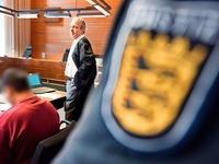 Polizisten berichten, wie sie Hussein K. gefasst haben