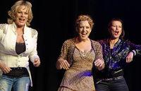 Drei Powerfrauen lassen es krachen