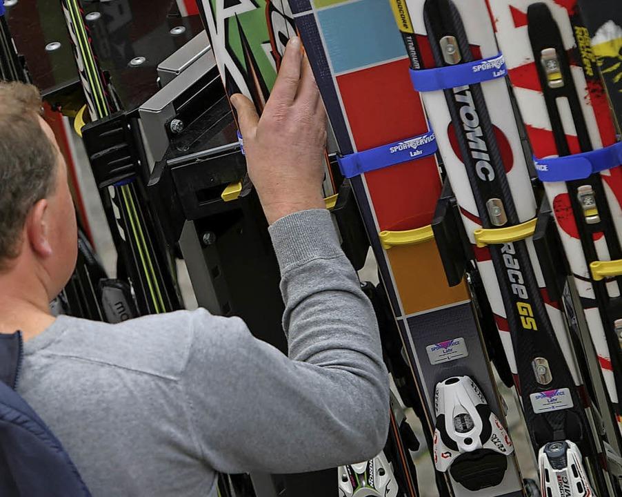 Wintersportler wissen: Gute Vorbereitung ist das A und O.   | Foto: PAM