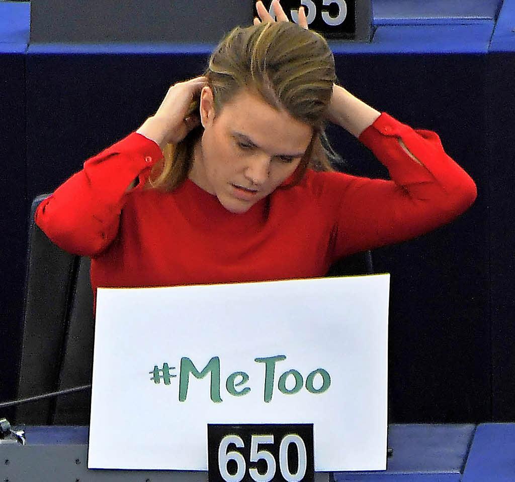 Beschwerden über sexuelle Belästigung beschäftigen auch EU-Parlament