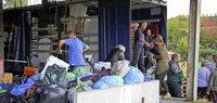 58. Hilfstransport nach Polen