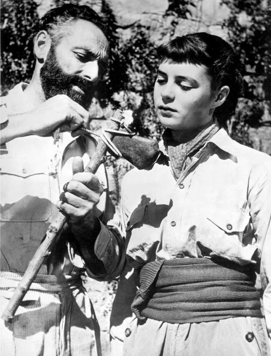 Hans und Monika Ertl 1956 in Südamerika   | Foto: dpa