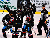 EHC Freiburg feiert ersten Auswärtssieg gegen Heilbronn